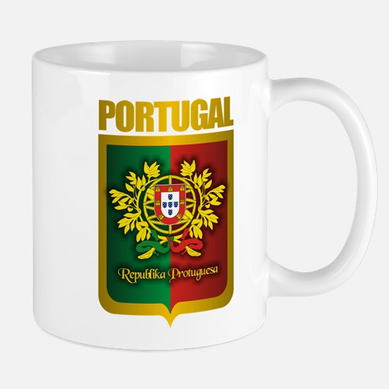 """Portuguese Gold"" Mug"