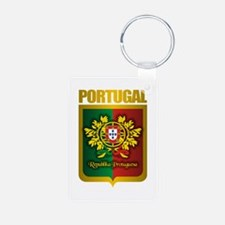 """""""Portuguese Gold"""" Keychains"""