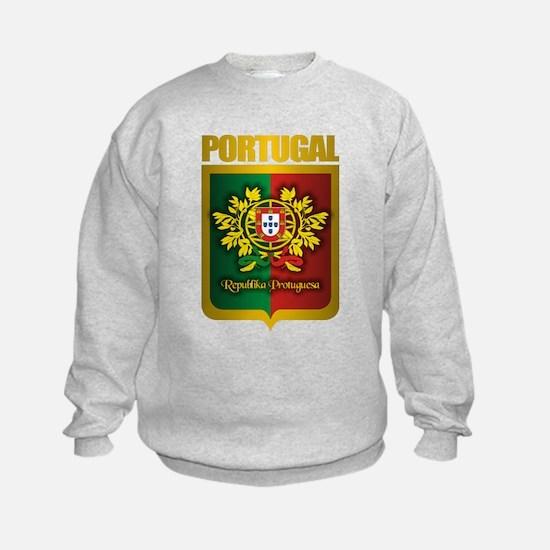 """Portuguese Gold"" Sweatshirt"