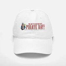 National Pirate Day Baseball Baseball Cap
