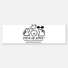 Cute Dog poop Sticker (Bumper)
