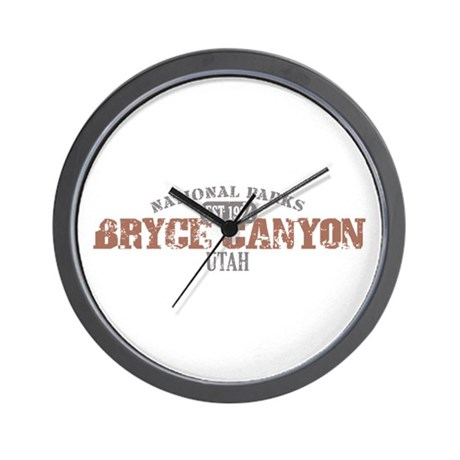 Bryce Canyon National Park UT Wall Clock
