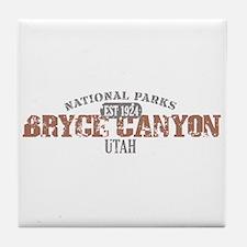Bryce Canyon National Park UT Tile Coaster