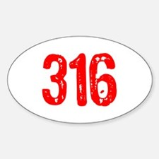 316 Decal