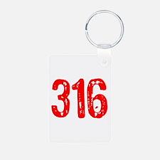 316 Keychains