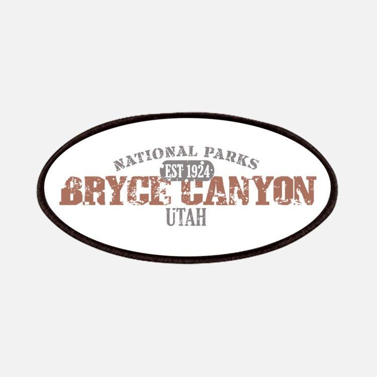 Bryce Canyon National Park UT Patches