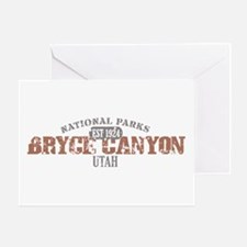 Bryce Canyon National Park UT Greeting Card