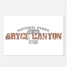 Bryce Canyon National Park UT Postcards (Package o