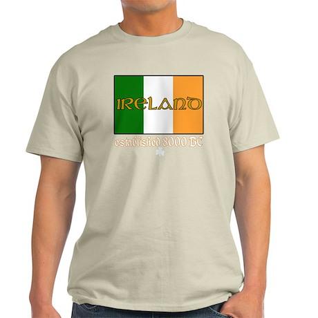 IrelandEstablishedDARK T-Shirt