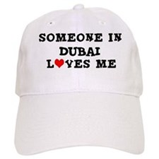 Someone in Dubai Baseball Cap