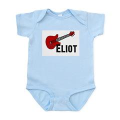 Guitar - Eliot Infant Creeper