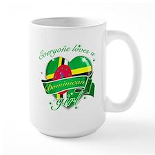 I heart Dominican Designs Mug