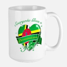 I heart Dominican Designs Mug