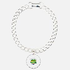 I heart Gabonese Designs Bracelet