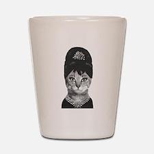 DIVA CAT Shot Glass