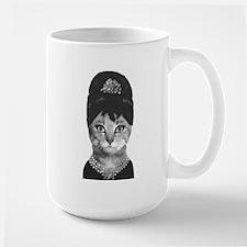 DIVA CAT Large Mug