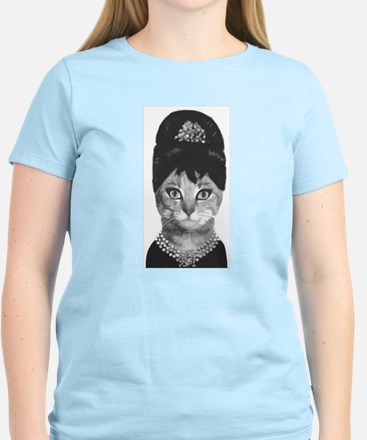 DIVA CAT Women's Light T-Shirt