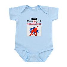 NoBama Infant Bodysuit