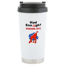 NoBama Travel Mug