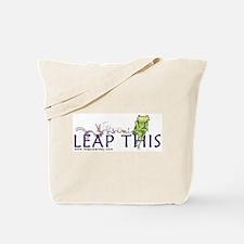 LEAP THIS Tote Bag