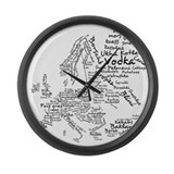 Europe Giant Clocks