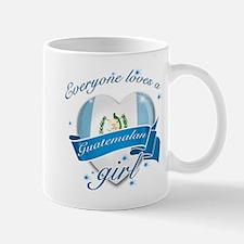 I heart Guatemalan Designs Small Small Mug