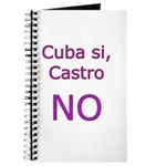 Cuba si, Castro NO. Journal