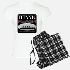 Titanic Ghost Ship (black) Pajamas