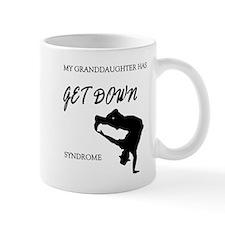 My granddaughter get down male dancer Mug