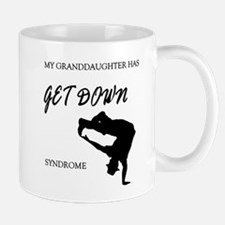 My granddaughter get down male dancer Mug