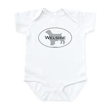 Welshie Onesie