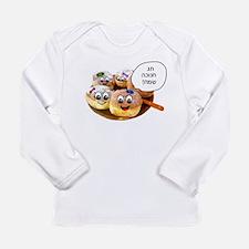 Chanukah Sameach Donuts Long Sleeve Infant T-Shirt