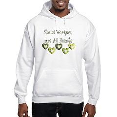 Social Worker Hoodie