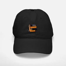 I Wear Orange 37 MS Baseball Hat