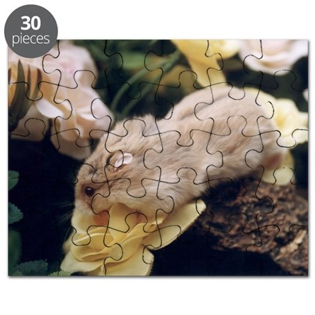 Russian Hamster Jigsaw Puzzle
