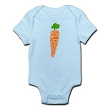 Welsh word for carrot - Moron Infant Bodysuit