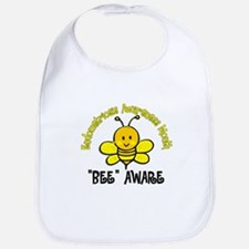 Endo Awareness Month Bee 2 Bib