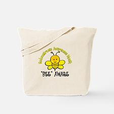 Endo Awareness Month Bee 2 Tote Bag