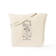 Knight So Brave Tote Bag