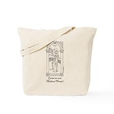 Medieval Hautie! Tote Bag
