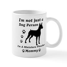 Miniature Pinscher Mommy Mug