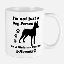 Miniature Pinscher Mommy Mug