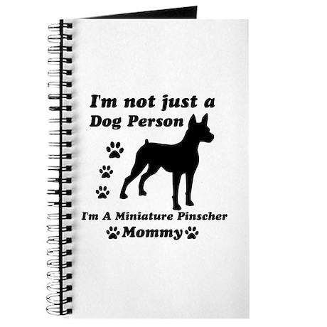 Miniature Pinscher Mommy Journal