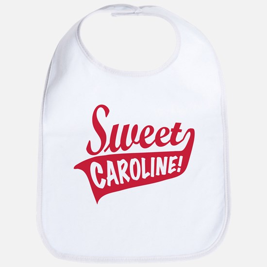 Sweet Caroline Boston Bib
