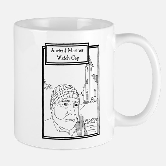 Ancient Mariner Mug