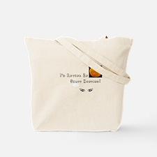 GhosTrackers Tote Bag