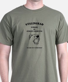 Stalingrad School of Street Fighting T-Shirt