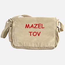 yiddish Messenger Bag