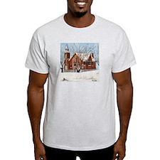 St. Andrews Church Ash Grey T-Shirt