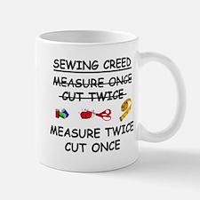 SEWING CREED Mug